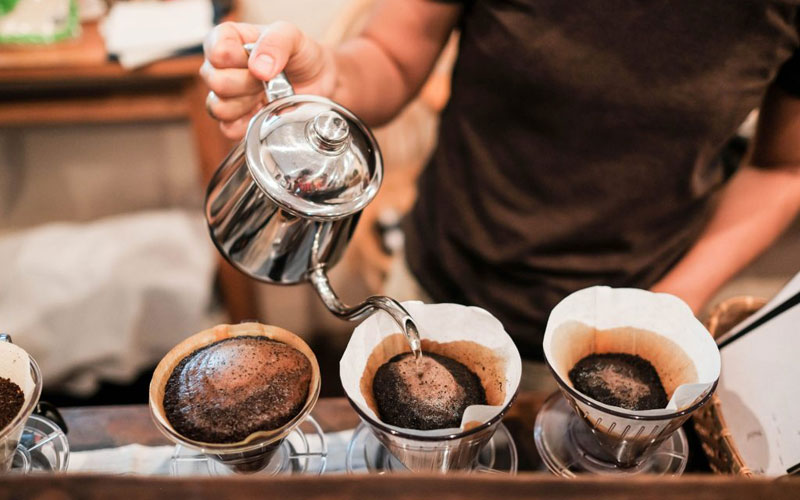 How To Make Healthy Black Coffee